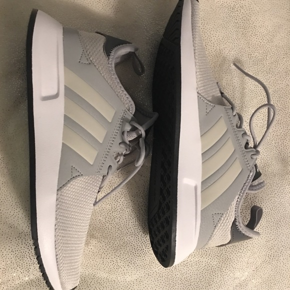 adidas Other - Adidas Grey Sneakers size 6 Women's, size 4 Junior